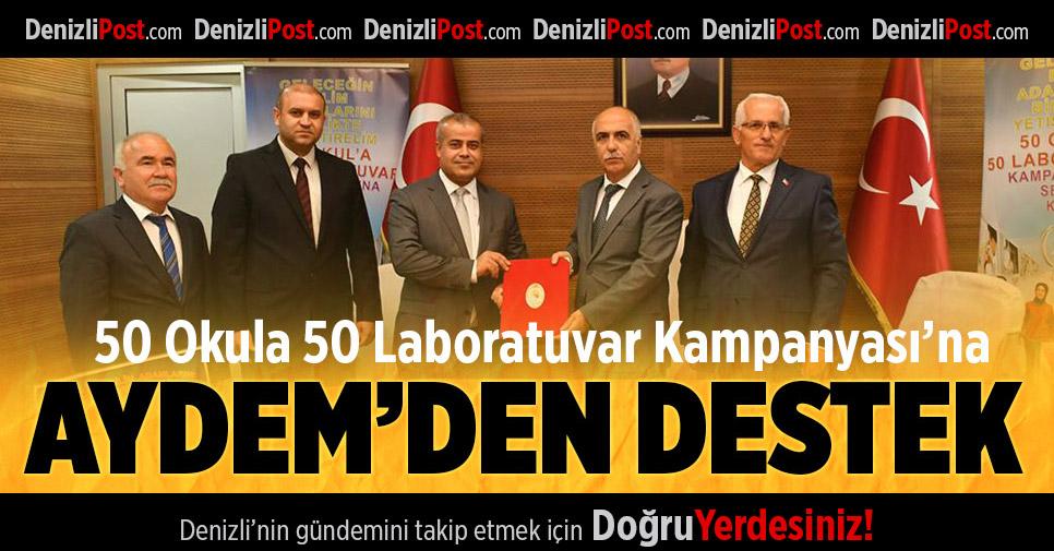 50 Okula 50 Laboratuvar Kampanyası Kapsamında 7. Protokol İmzalandı