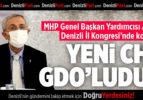 MHP GENEL BAŞKAN YARDIMCISI AYHAN: YENİ CHP GDO'LUDUR