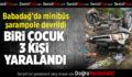 Babadağ'da Kaza: 3 Yaralı