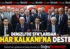 DENİZLİ'DE STK'LARDAN BAHAR KALKANI'NA DESTEK