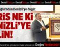 Bakan Eroğlu'ndan Denizli'ye Övgü: Paris Ne Ki Denizli'ye Gelin!