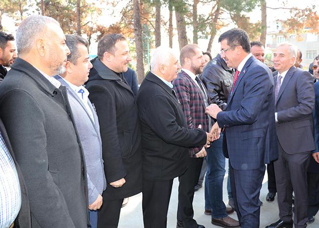 bakan zeybekci ak parti bozkurt ilce kongresinde konustu 1 - Bakan Zeybekci AK Parti İlçe Kongresinde Konuştu