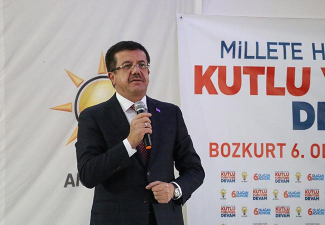 bakan zeybekci ak parti bozkurt ilce kongresinde konustu 2 - Bakan Zeybekci AK Parti İlçe Kongresinde Konuştu