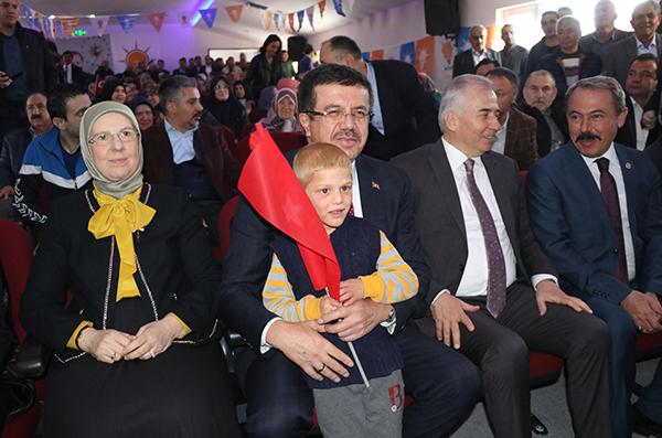 bakan zeybekci ak parti bozkurt ilce kongresinde konustu 4 - Bakan Zeybekci AK Parti İlçe Kongresinde Konuştu