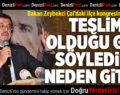Bakan Zeybekci Çal İlçe Kongresinde Gündemi Değerlendirdi