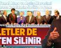 Bakan Veysel Eroğlu'nun Denizli'deki Gündemi Terör Oldu
