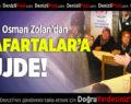 Başkan Zolan'dan Anafartalar'a Müjde!