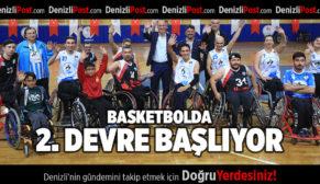 BASKETBOLDA 2. DEVRE BAŞLIYOR