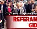 Basmacı'dan referandum önerisi