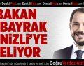 Bakan Albayrak Denizli'de çağrı merkezi açacak