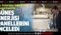 Koç Üniversitesi Rektörü Denizli'de Bereket Enerji Tesislerini Gezdi