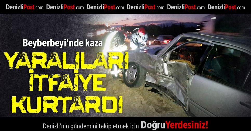 Beyberbeyi'nde kaza