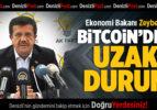 Bitcoin'den Uzak Durun