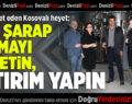 Kosovalı Heyet Çal'ı Ziyaret Etti