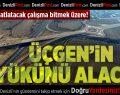 Bozburun Köprülü Kavşağı'nda sona doğru
