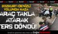 Bozkurt – Denizli Yolunda Kaza!