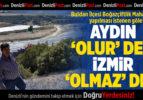 Buldan'da Gölet Yapımına DSİ İzmir Bölge Müdürlüğü'nden İzin Çıkmadı