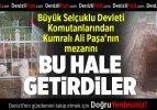 Buldan'da tarihe saygısızlık