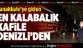 Bursa ve Çanakkale'ye en büyük çıkarma Denizli'den
