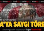 Büyükşehir Ata'nın Huzurunda