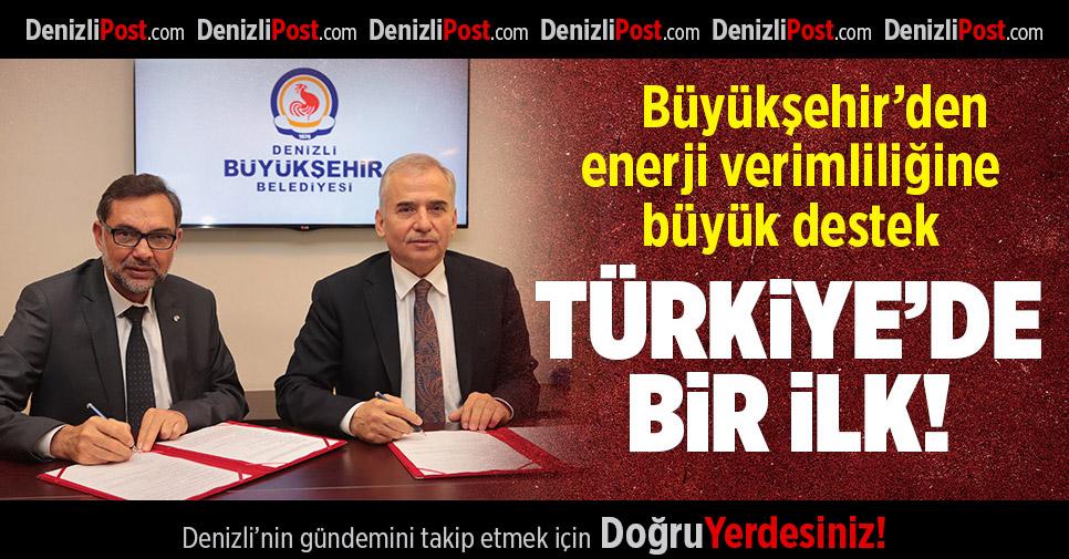 Türkiye'nin ilk Ekolojik İnovasyon ve Girişimcilik Merkezi kurulacak