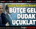 Büyükşehir Belediyesi'nin Bütçe Geliri Dudak  Uçuklattı