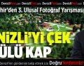 Büyükşehir'den 3. Ulusal Fotoğraf Yarışması