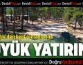 Büyükşehir'den kent ormanlarına büyük yatırım