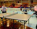 Büyükşehir Çalışanlarından Masa Tenisi Turnuvası