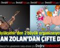 Büyükşehir'den 2 büyük organizasyon