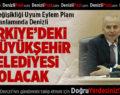 İklim Değişikliği Uyum Eylem Planı Anlamında Denizli, Türkiye'deki 2. Büyükşehir Olacak