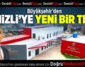 Büyükşehir'den Denizli'ye bir sağlık tesisi daha