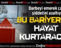 Büyükşehir'den trafikte hayat kurtaracak bariyerler