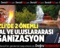 Büyükşehir'den ulusal ve uluslararası 2 önemli organizasyon