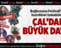 Bağbozumu Festivali'nin hazırlıkları tamamlandı