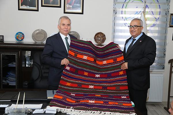 """cameli buyuksehiryatriimlari 2 - Başkan Osman Zolan: """"Burası turizm merkezi olacak"""""""