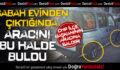 CHP'li İlçe Başkanının Aracına Saldırı