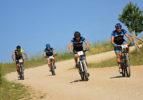 Çameli'de dağ bisikleti maratonu