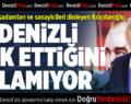 CHP Lideri Kılıçdaroğlu Denizlili İşadamlarıyla Bir Araya Geldi