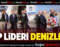 CHP Lideri Kılıçdaroğlu, Denizli'de