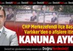 CHP'den O Afişlere İtiraz