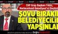 CHP Grup Başkanı Yıldız, Merkezefendi Belediyesi'ni Eleştirdi