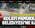 Zoru Gençler Yaptı Kolayı Pamukkale Belediyesi'ne Kaldı