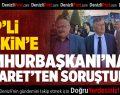 CHP'li Keskin'e, 'Cumhurbaşkanı'na Hakaret'ten soruşturma