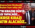 CHP'li Soyer'den Honaz'lı kiraz üreticisine destek sözü