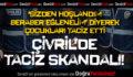 Çivril'de Taciz Skandalı