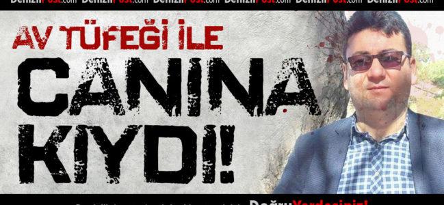 Çivrilli müzisyen tüfekle intihar etti