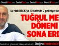 Denizli Büyükşehir Belediyespor'da Metin Ayrıldı