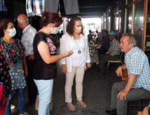 CHP Denizli Kadın Kollarından Bekilli'ye Ziyaret