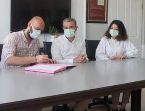 Özel Denizli Cerrahi Hastanesi, Çivril Belediyesi ile protokol yeniledi
